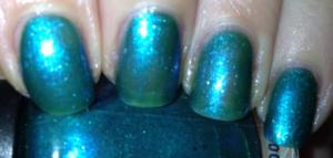 OPI Austin-Tatious Turquoise 2
